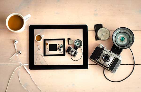 Das ama Cafe kann auch für ganz spezielle Momente wie Film, oder Fotosets genutzt werden.