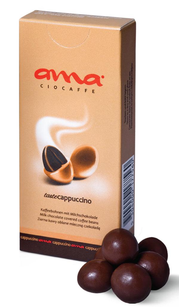 ama capuccino Schokolade