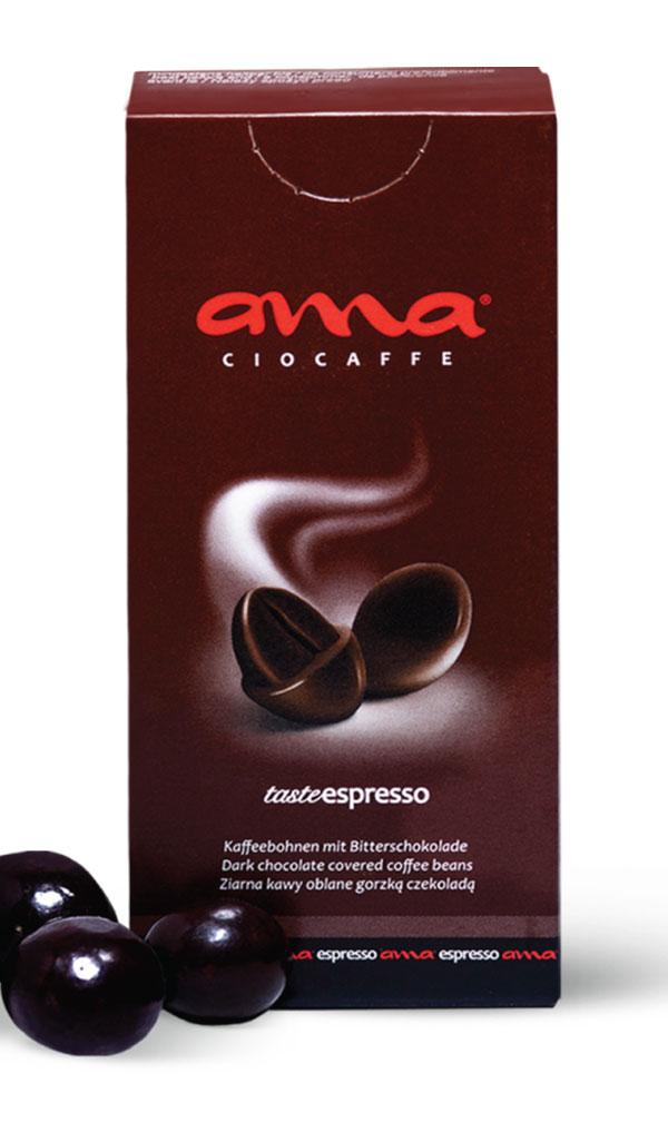 ama cioespresso Kaffeeschokolade
