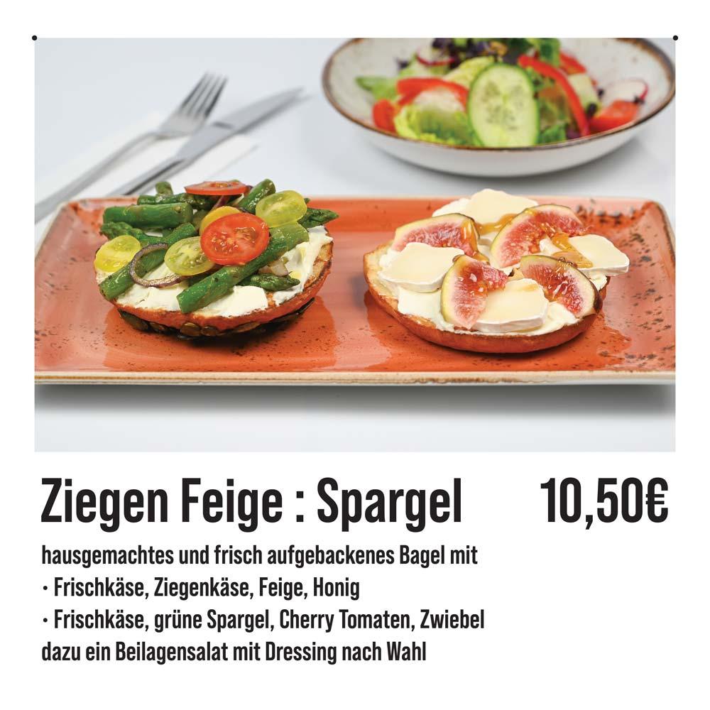 Bagels-Spargel-Ziegenkaese-Feige