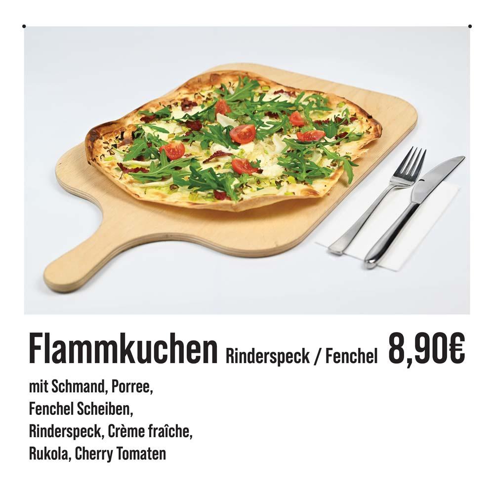 Flammkuchen-Rinderspeck