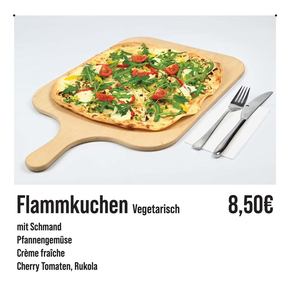 Flammkuchen-Vegetarisch